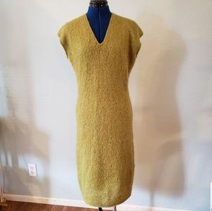Vintage Surrey Mohair Wool Dress